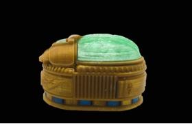 圣甲虫珠宝盒(带机关)